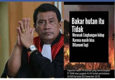 Logika hakim luar biasa?! #Betulkah?!