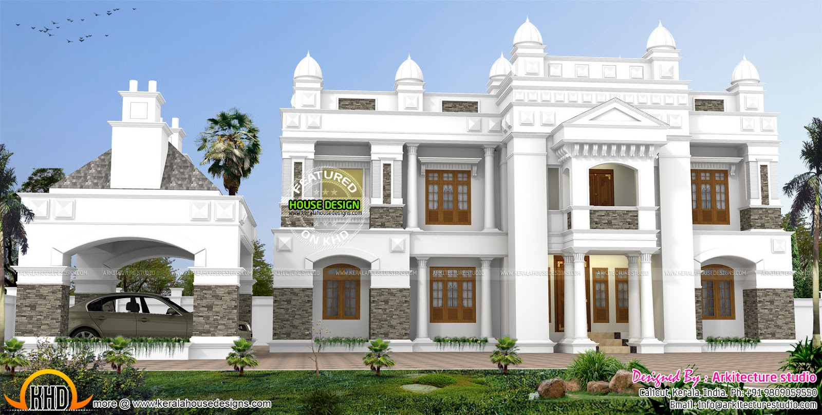 Old house remodeling plan - Kerala home design and floor plans