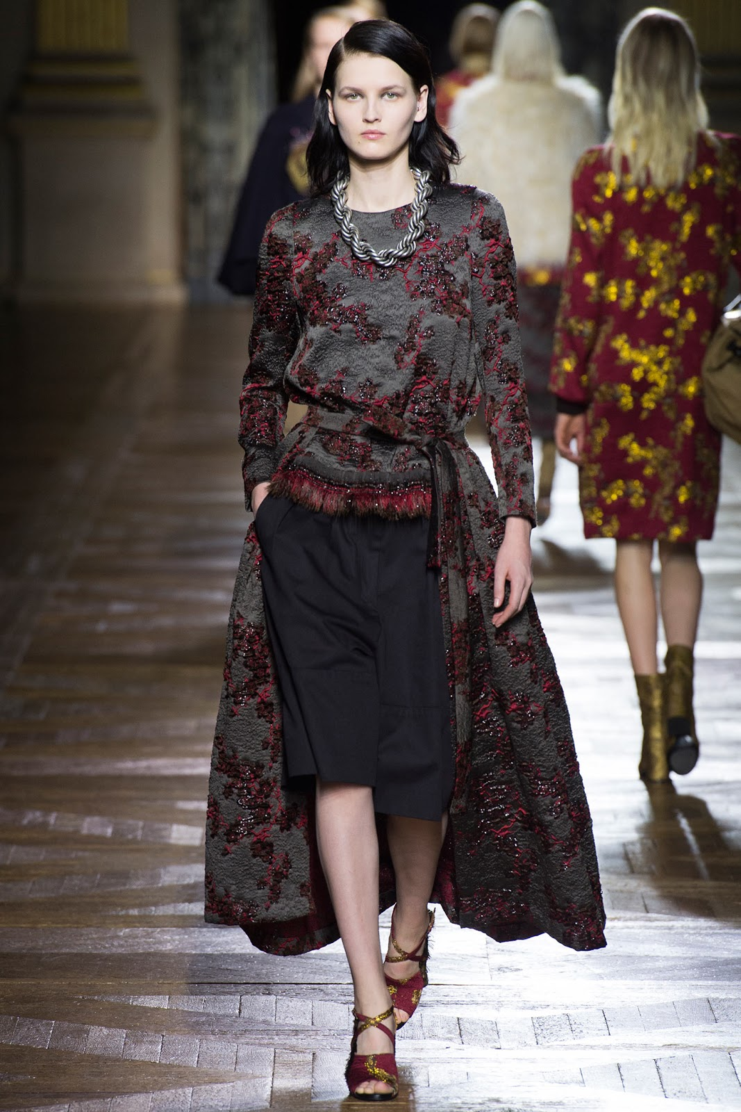 Dries van Noten Fall/Winter 2015