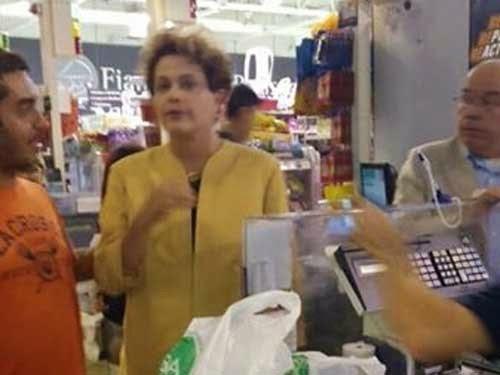 """A """"lista de supermercado"""" de R$ 710 mil da Presidência da República"""