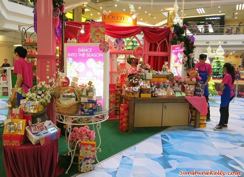 A Rustic Woodland Christmas, Love & Joy, 1 Utama, Christmas 2014, Christmas Shopping