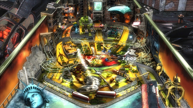 Pinball FX2 Pc Game wallpapers