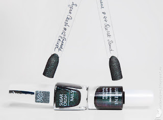 IsaDora Sugar Crush #112 Emerald Crush vs. Lumene #44 Quick Sand