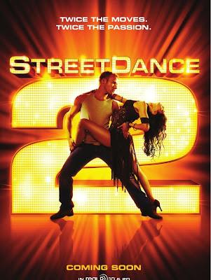 Dança de Rua 2   DVDRip AVI + RMVB Legendado