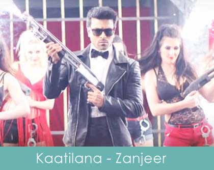 Kaatilana Full Video Song From Zanjeer Bollywood Masala