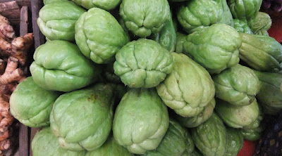 Amazing Health Benefits of Chayote (Vegetable Pear) for your body and beauty
