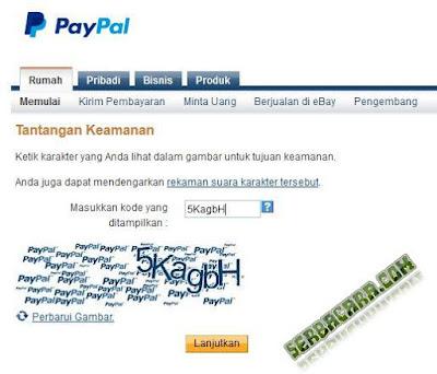 Cara Paypal