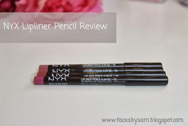 NYX Lipliner Pencil Review