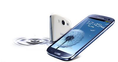 Página da Samsung Brasil já exibe o novo Galaxy S III