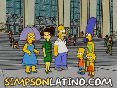 Los Simpson 16x12