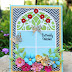 Butterfly Wishes card by Eva Dobilas
