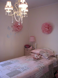 My little girl&#39;s bedroom