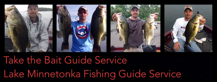 Take the Bait Guide Service on Lake Minnetonka