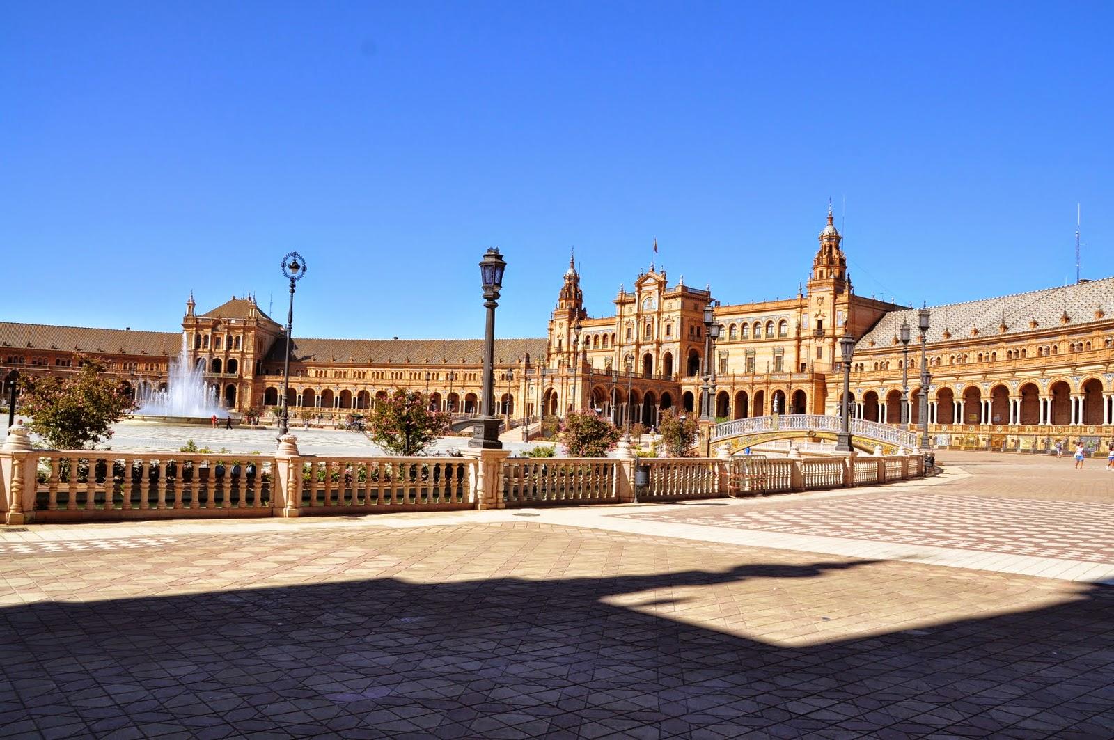 Itinerario in Spagna - Siviglia