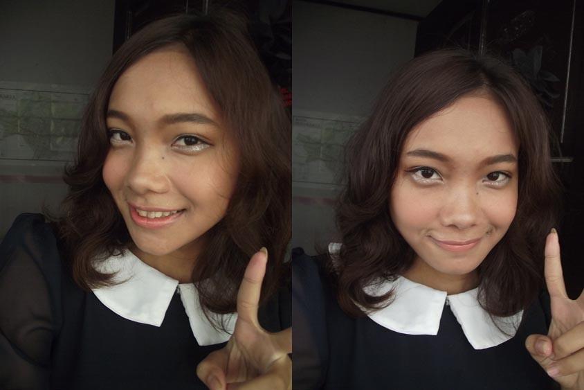 Tutorial Make up Korean ala saya - Conietta Cimund