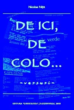 DE ICI, DE COLO...Nicolae Niță - Antologie de versuri legionare