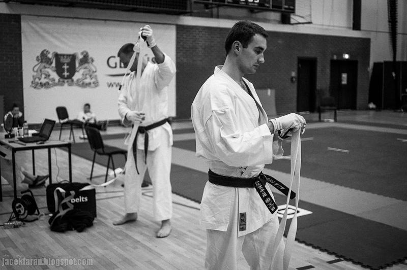 XXV Mistrzostwa Polski w Karate Tradycyjnym, Gdansk 2014, fot. Jacek Taran