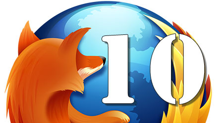 Mozilla Firefox 10.0