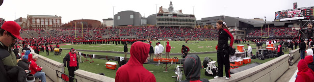 Cincinnati Bearcat Nippert Stadium