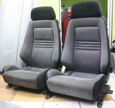 dingz garage seat recaro lancer evo 1. Black Bedroom Furniture Sets. Home Design Ideas