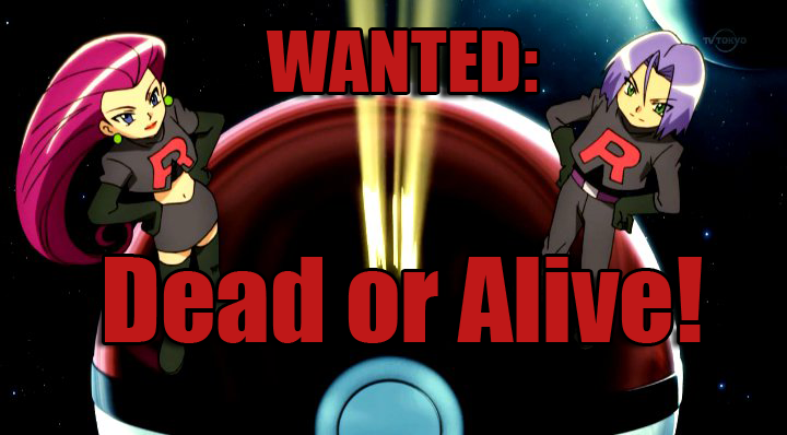 Wanted: Dead or Alive!