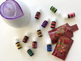 CURIOUS ABOUT ESSENTIAL OILS?