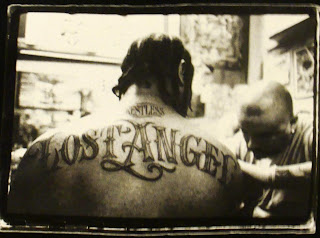 Xzibit Tattoo Ideas - Xzibit Tattoo Design Photo Gallery