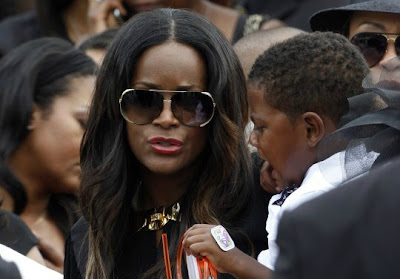 VIDEO: FUNERAL SERVICE TAMEKA FOSTER & USHER STEPSON LAID ...