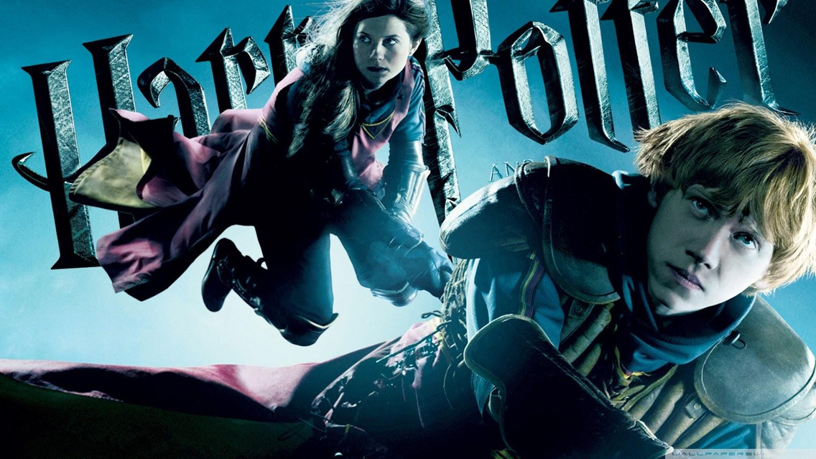 Harry Potter Half Blood Prince HD Wallpaper