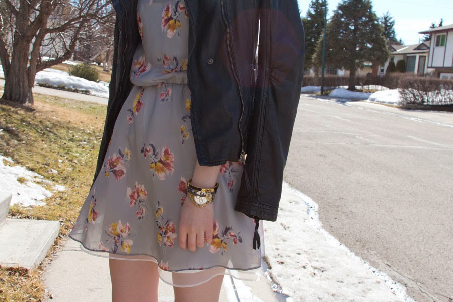 summer dress, spring fashion, summer fashion, sam edelman, zara, danier, leather, michael kors
