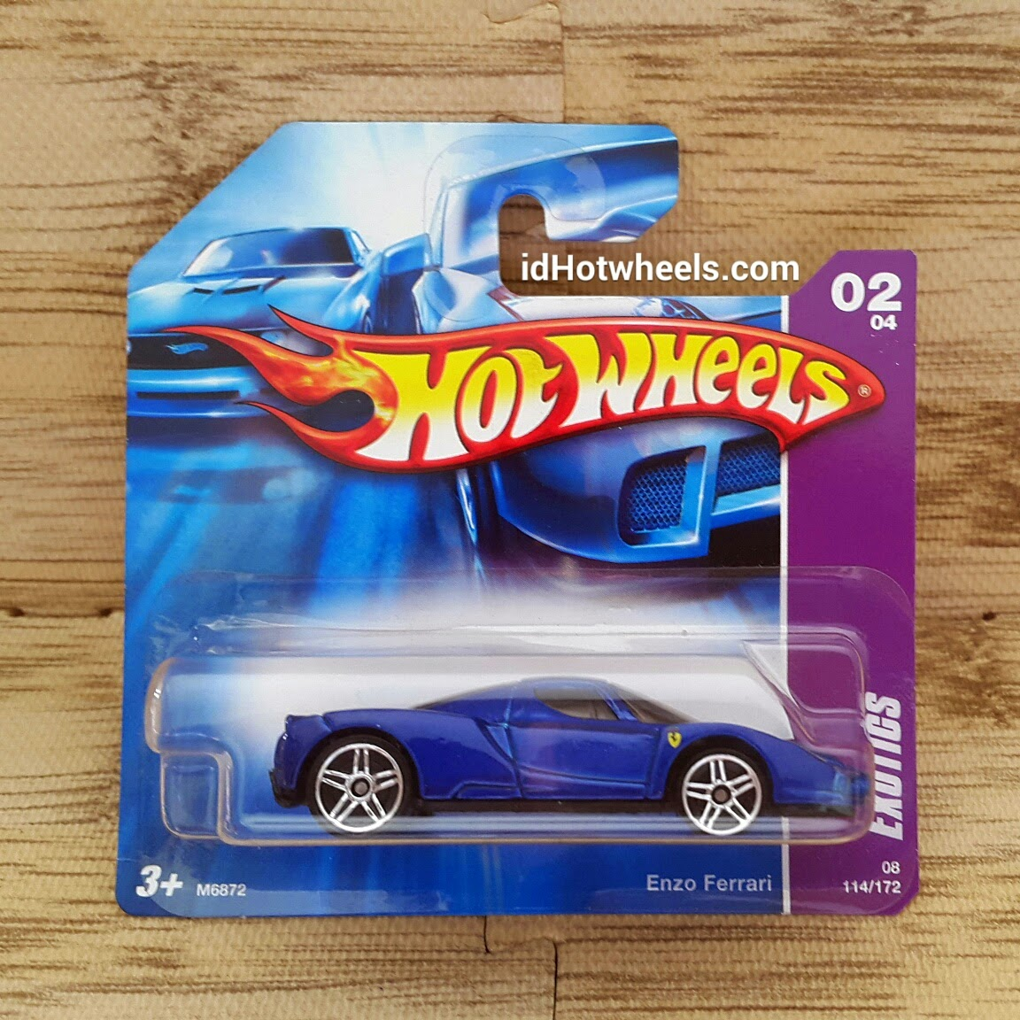 Hot Wheels Ferrari Skala 164 Paket 7 Pcs Dijual Indohotwheels Hotwheels Volkswagen Baja Bug White Tropicool Series 2008 Enzo Blue Exotics 114 172 Short Card