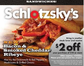 scholotzskys printable coupons