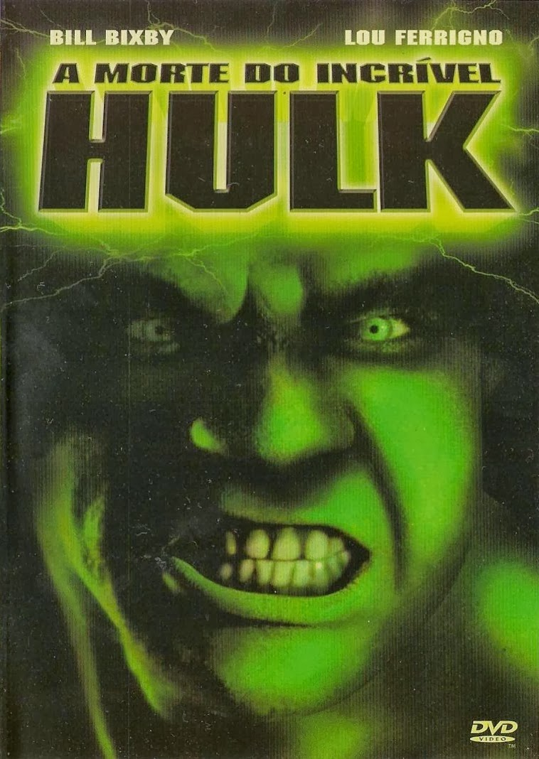 A Morte do Incrível Hulk – Dublado