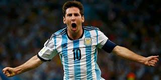 Talenta Lionel Messi Terbaik di Copa America 2015