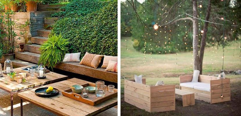Gallart grupo el blog suelos y puertas de madera en asturias preparar tus muebles de madera for Juegos de jardin rusticos