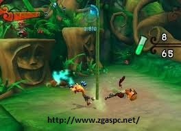 Download Game Crash Of The Titans For PC Full Version ZGASPC