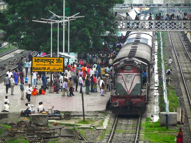 Bhagalpur Junction