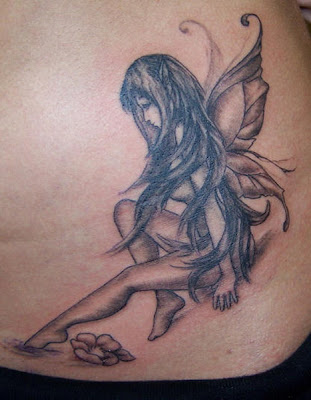 Sexy Fairy Tattoos