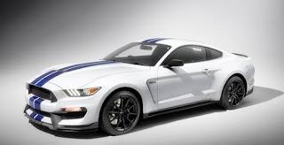 2016 Mustang GT500 Specs