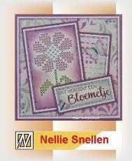 """Winnaar Nellie Snellen Designs (FB) op 01-11 2018 (#okt) """"Fijne kerst"""""""