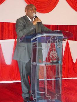 Pastor Amani