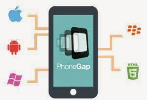 phonegap app