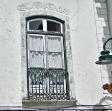 Janela - Rua da Cadeia Velha