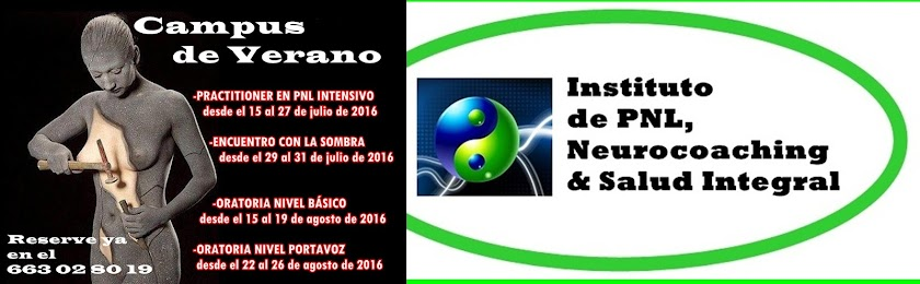 Instituto de PNL, Neurocoaching & Salud Integral
