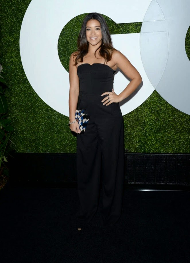 Gina Rodriguez – 2014 GQ Men Of The Year Party in LA