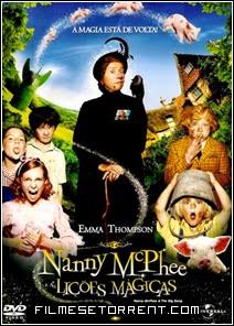 Nanny McPhee e as Lições Mágicas Torrent Dublado