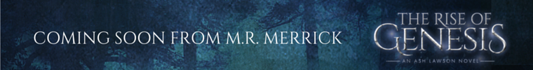 Join the cover reveal for The Rise of Genesis by M.R. Merrick