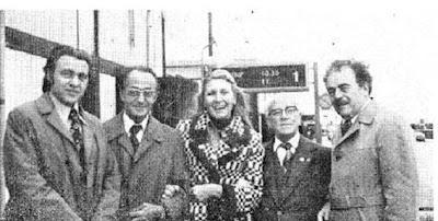 Liapunov, Salazar, Svetlana, Argüelles y el gran Gia Nadareishvili