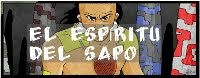El Espíritu del Sapo - Webcomic