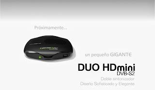 Actualización HD DUO